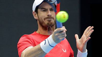 Murray back in Davis Cup frame