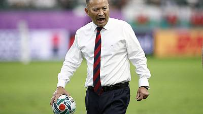 Pressure chasing All Blacks down the street, says England coach Jones