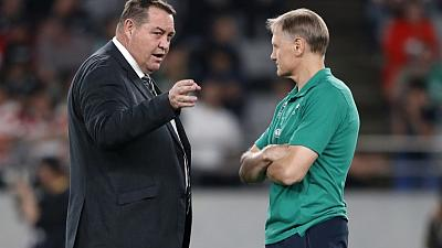 Hansen fires shot at Six Nations to do more for global game