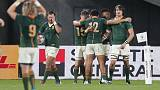 Springbok forwards have the tools to solve Welsh challenge, coach says