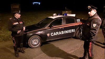 Clan Casalesi,17 arresti dei carabinieri