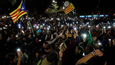 Catalan regional leader asks Spain for dialogue on self-determination