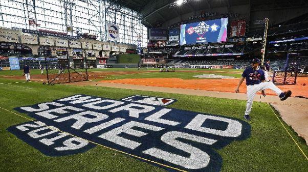 Baseball: via alle World Series Mlb