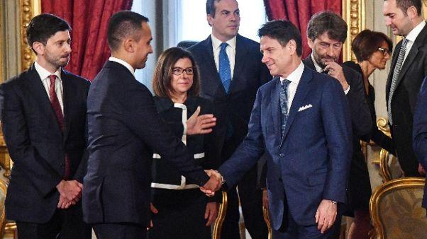 Spadafora,Conte non sia leader politico