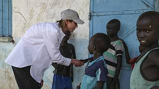 United States (US) Ambassador to the United Nations (UN) takes message of peace to Malakal