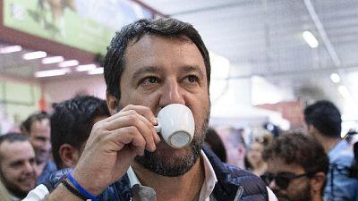 Salvini, lavoro per dare sindaco a Roma