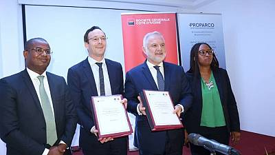 La coopération française offre 6 milliards pour les Petite et moyenne entreprise/petites et moyennes industries (PME/PMI) ivoiriennes