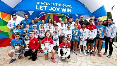 Trofeo Fit Kinder+Sport, bene l'Italia