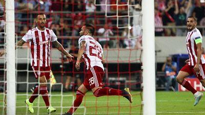 Champions: Olympiakos-Bayern, 4 feriti