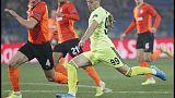 Shakhtar Donetsk-Dinamo Zagabria 2-2
