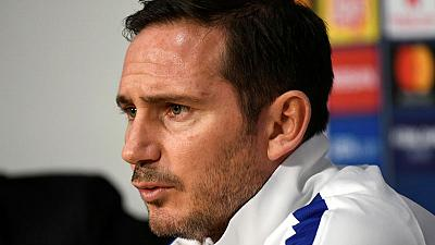 Chelsea's Lampard looks to young Ajax for Champions League inspiration