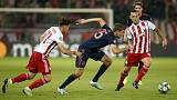 Bayern Munich fans injured in clashes at youth game in Athens