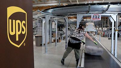 UPS COO's retirement eclipses e-commerce gains