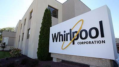 Whirlpool quarterly profit rises nearly 71%