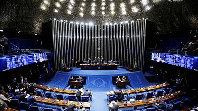 Historic Brazil pension reform approval looms, lifting stocks to new highs