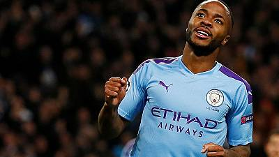 Sizzling Sterling bags hat-trick as Man City thump Atalanta