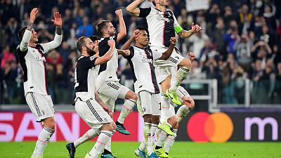 Two late Dybala goals earn Juve victory over Lokomotiv