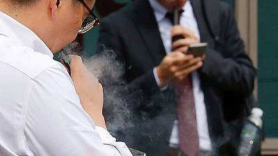 South Korea warns of 'serious risk' from vaping, considers sales ban