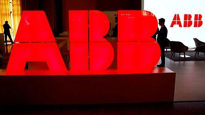 ABB says U.S. and China markets weakening as profit dips 15%