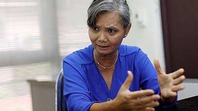 Cambodian opposition leader denied entry into Thailand - rights group