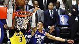 Nba: Clippers vincono derby Los Angeles