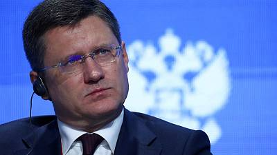 Russia's Novak says no formal calls to change global oil supply deal