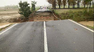 Attese nuove piogge nell'Alessandrino