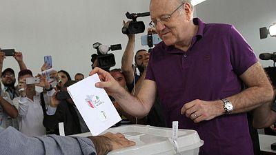 Lebanese prosecutor charges ex-PM Mikati, Bank Audi for 'illegitimate' gains