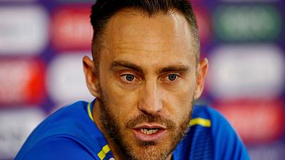 No quick fix for struggling South Africa Test team - Du Plessis