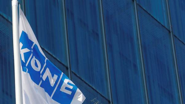 Elevator-maker Kone beats profit expectations in third quarter