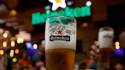 Brewer Heineken tempers profit hopes as Americas slip