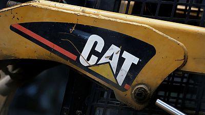 Caterpillar profit falls 13.5%; cuts 2019 profit outlook