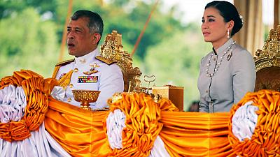 "Thai king fires palace officials for ""extremely evil"" conduct"