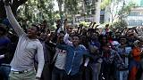 Stand-off at Ethiopian activist's home amid tensions with PM - Reuters witness