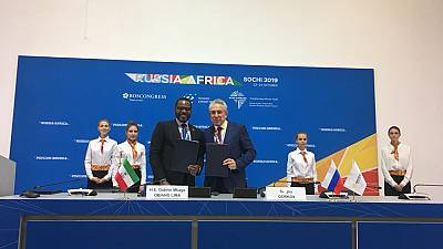 Rosgeo retourne en Guinee Equatoriale