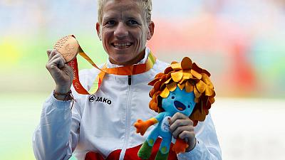 Belgian Paralympian dies by euthanasia aged 40