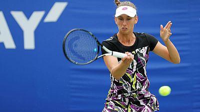 Mertens, Yastremska move closer to WTA Elite Trophy semis