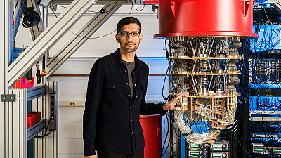 Google claims 'quantum supremacy'; others say hold on a qubit