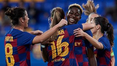 Calcio:donne,a novembre Liga in sciopero