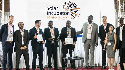 Solar Project in The Democratic Republic of the Congo wins Phanes Group's third Solar Incubator