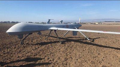 Aeronautica:Predator atterra fuori campo
