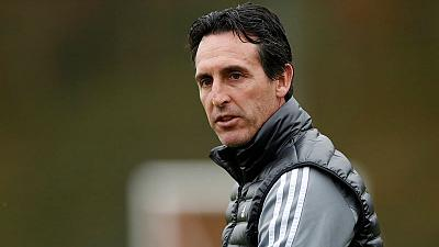Arsenal must accept fans' criticism, says Emery