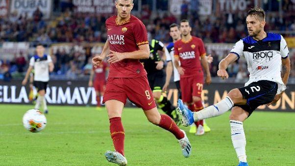 E.League: turno duro per Roma e Lazio
