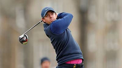 McIlroy says he plans to represent Ireland at 2020 Olympics