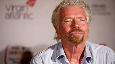 Second Brexit referendum would keep Britain in EU - Virgin's Branson