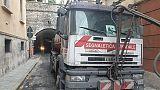 Foto Duce su camion, polemiche a Imperia
