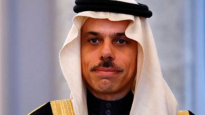 Saudi Arabia names prince with Western experience as foreign minister