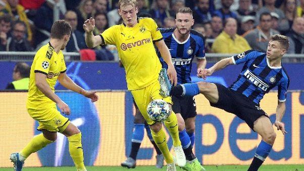 Inter: Esposito esordio record Champions