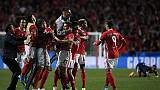 Champions: Benfica-Lione 2-1