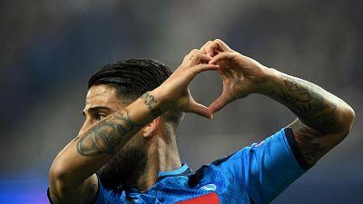 Champions: Salisburgo-Napoli 2-3